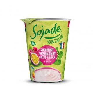 BIO Sojajoghurt Himbeere/Maracuja