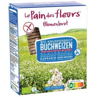 Blumenbrot Buchweizen oSalz  kbA