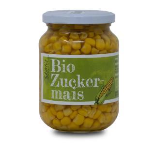 Bio Zuckermais aus Österreich