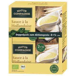 BIO Sauce à la Hollandaise Doppelpackung