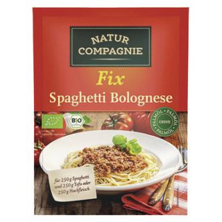 BIO Fix Spaghetti Bolognese