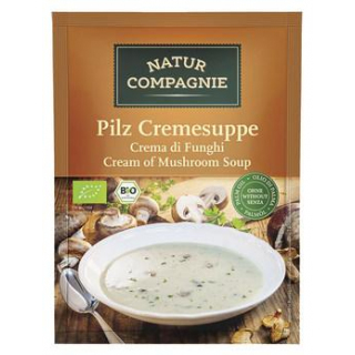 BIO Feine Suppe Pilzcreme
