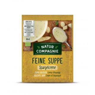 BIO Feine Suppe Spargelcreme