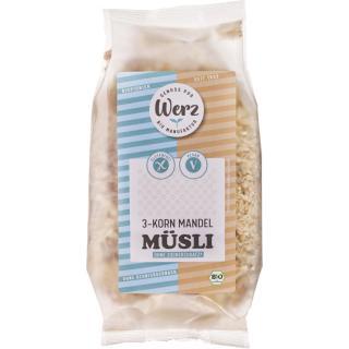 BIO 3-Korn Mandel Müsli