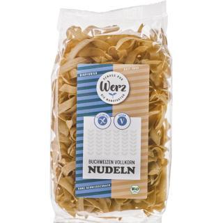 BUCHWEIZENNUDEL glutenfrei kbA