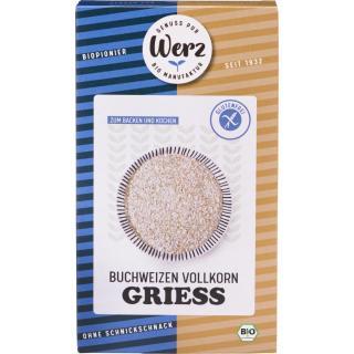 Buchweizengrieß glutenfrei