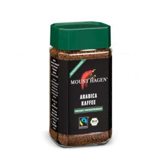 BIO Arabica Kaffee, instant entkoffeiniert