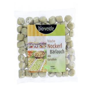 BIO Bärlauch Nockerl