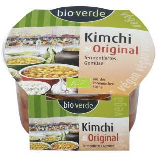 BIO Kimchi Knoblauch