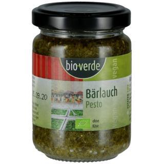 BIO Bärlauch Pesto