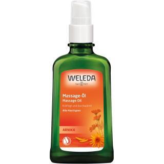 Arnika Massage-Öl mit Spender