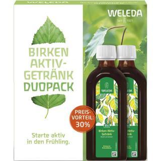 BIO Birken Aktiv-Getränk Duo