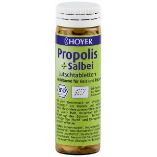 BIO Propolis Salbei Lutschtabletten
