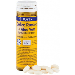 BIO Gelée Royal Aloe Vera Lutschtabletten