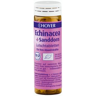 BIO Echinacea Sanddorn Lutschtabletten