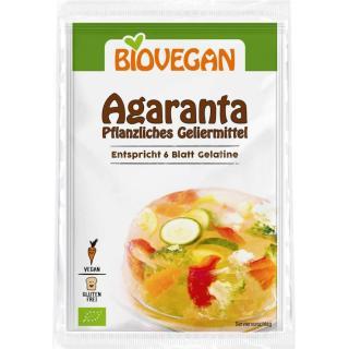 BVG Agaranta     kbA vegan     3x6g