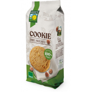 BIO Cookie Dinkel Haselnuss