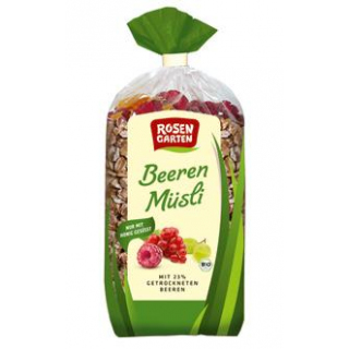 BIO Beeren Müsli