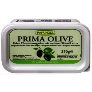 PRIMA OLIVE - Pflanzenmargarine mit Olivenöl  kbA