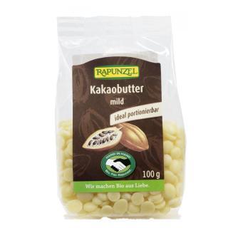 Kakaobutter-Chips vegan