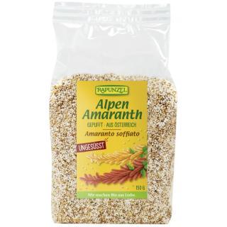 Alpen Amaranth gepufft
