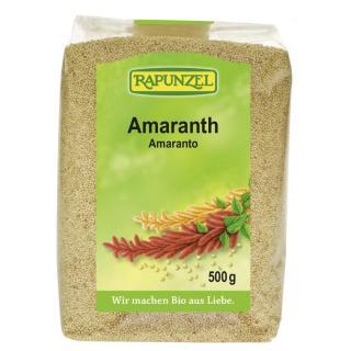 Amaranth-Samen  kbA