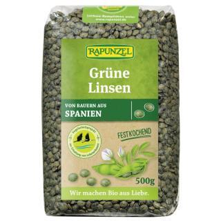 BIO Grüne Linsen