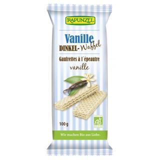 BIO Vanille Dinkelwaffel