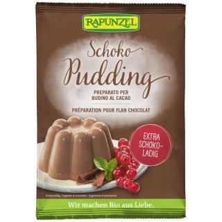 BIO Schoko Pudding Pulver