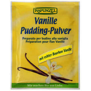 BIO Vanille Pudding Pulver
