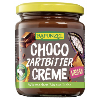 CHOCO Zartbitter-Schoko-Creme  kbA vegan