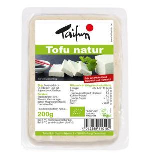 Tofu natur                 kbA