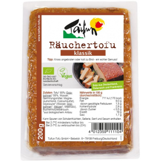Tofu geräuchert            kbA