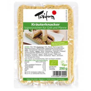 BIO Kräuter-Tofuknacker