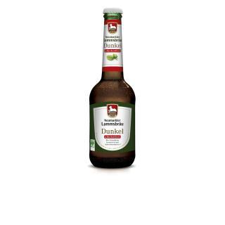 BIO Lammsbräu Dunkel alkoholfrei