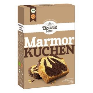 Marmorkuchen GF vegan kbA