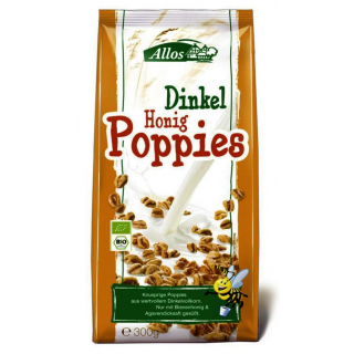 DINKEL-HONIG-POPPIES       kbA
