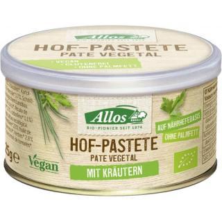 Hof Pastete Kräuter        kbA