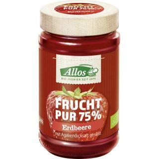 BIO Frucht Pur Erdbeere