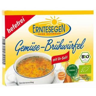 BIO Gemüse Brühwürfel hefefrei