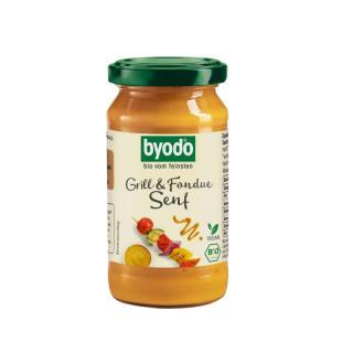 BIO Grill & Fondue Senf
