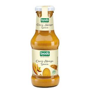 BIO Curry Mango Sauce