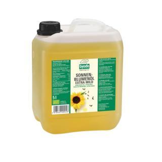 BIO Sonnenblumenöl