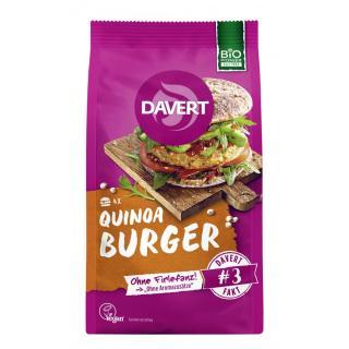 BIO Quinoa Burger