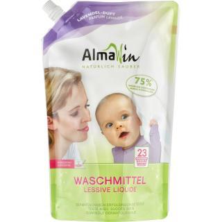 Waschmittel flüssig im Beutel