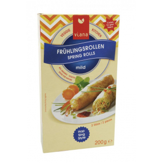 BIO Frühlingsrollen classic