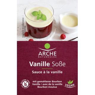 BIO Vanille Soße