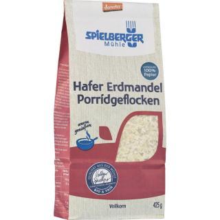 BIO Hafer Erdmandel Porridgeflocken