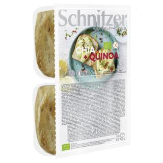 Chia & Quinoa Brot kbA
