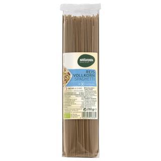 Reis Vollkorn Spaghetti   kbA